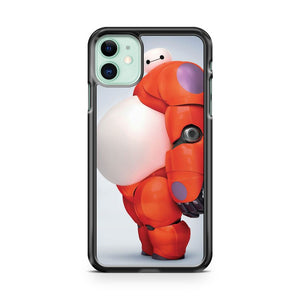 Baymax Robot Big Belly iPhone 11 Case Cover | Oramicase