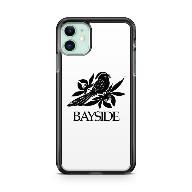 BAYSIDE BAND LOGO iPhone 11 Case Cover | Oramicase