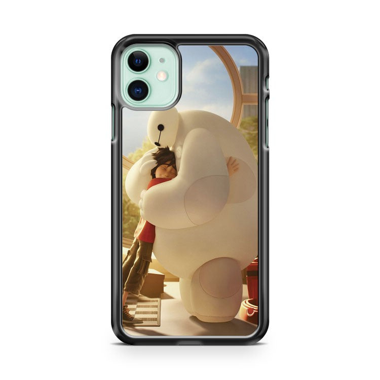 Big Hero 6 Baymax And Hero iPhone 11 Case Cover | Oramicase