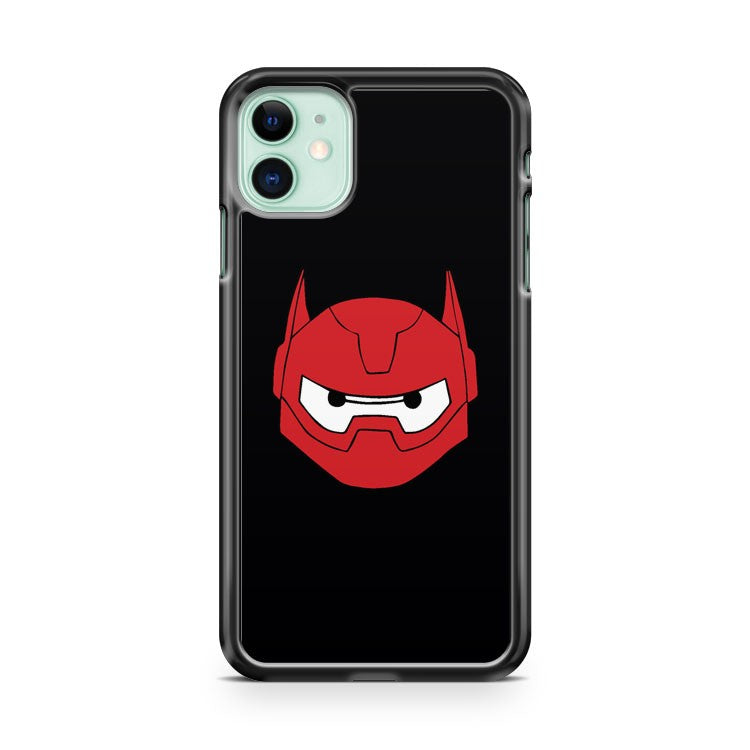 BIG HERO 6 BAYMAX HELMET iPhone 11 Case Cover | Oramicase