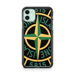 STONE ISLAND iPhone 11 Case Cover