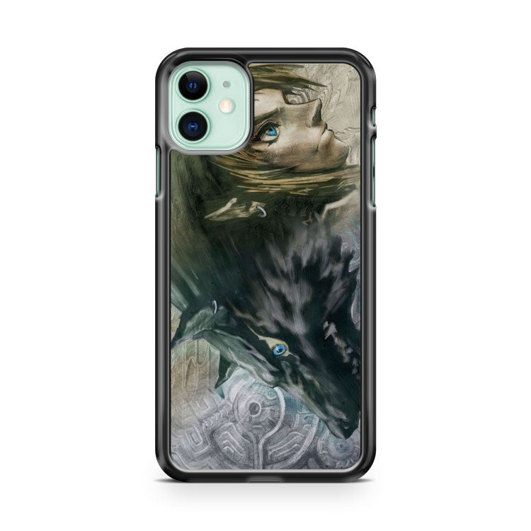THE LEGEND OF ZELDA TWILIGHT PRINCESS 4 iPhone 11 Case Cover