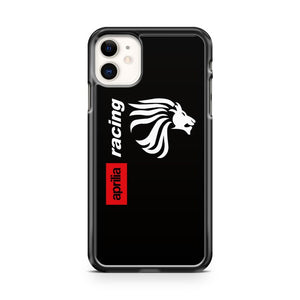 Aprilia Motor Racing 3 iPhone 11 Case Cover | Oramicase