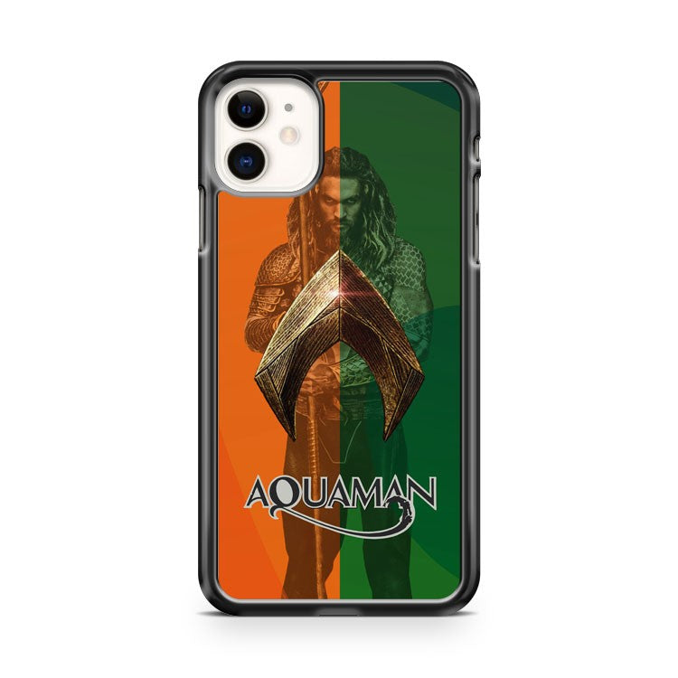 AQUAMAN dc comics iPhone 11 Case Cover | Oramicase