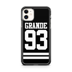 Ariana Grande 93 2 iPhone 11 Case Cover | Oramicase