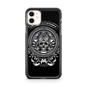 Asking Alexandria Passion Maxi Poster iPhone 11 Case Cover | Oramicase