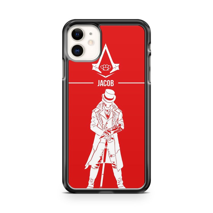 Assassins Creed Syndicate Jacob iPhone 11 Case Cover | Oramicase