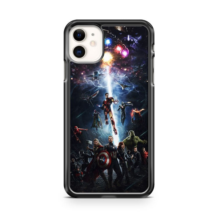 avengers infinity war poster 2 iPhone 11 Case Cover | Oramicase