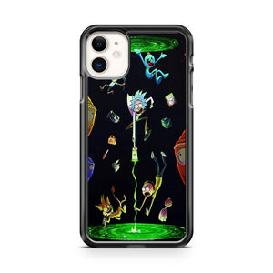 awesome Rick and Morty forever iPhone 11 Case Cover | Oramicase
