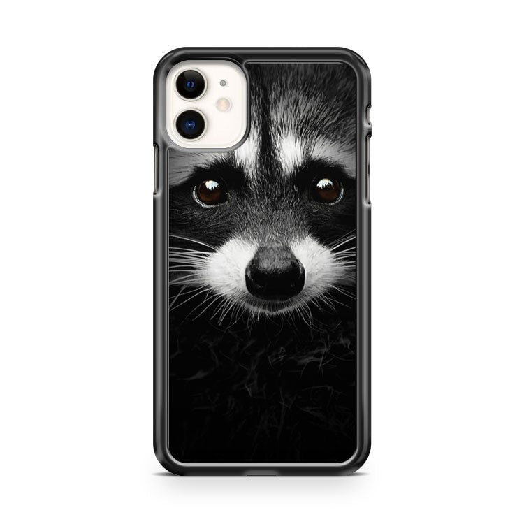 Baby Raccoons iPhone 11 Case Cover | Oramicase