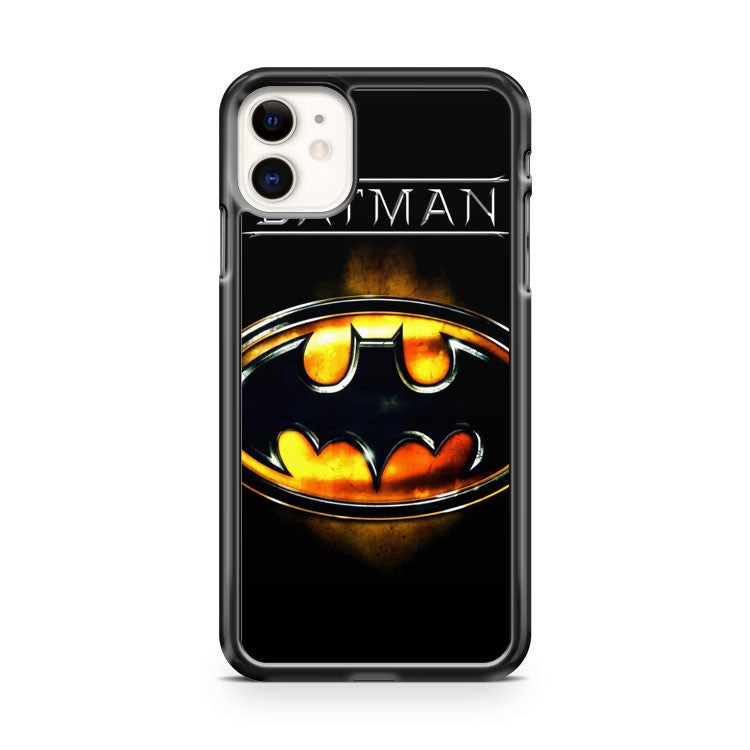 Batman Logo iPhone 11 Case Cover | Oramicase