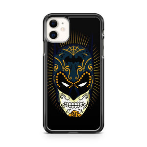 BATMAN SUGAR SKULL iPhone 11 Case Cover | Oramicase