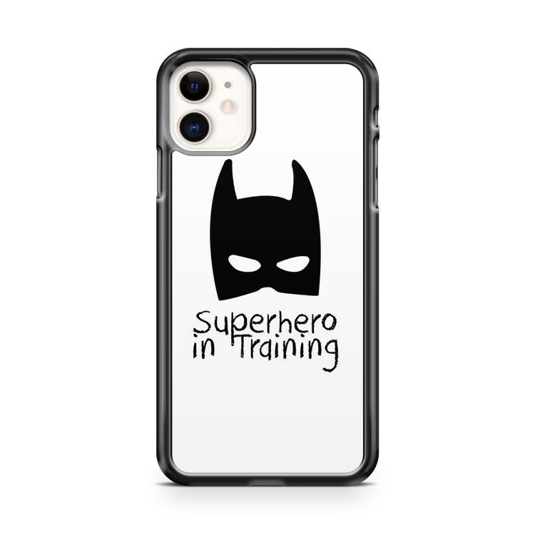 batman superhero in training superhero iPhone 11 Case Cover | Oramicase