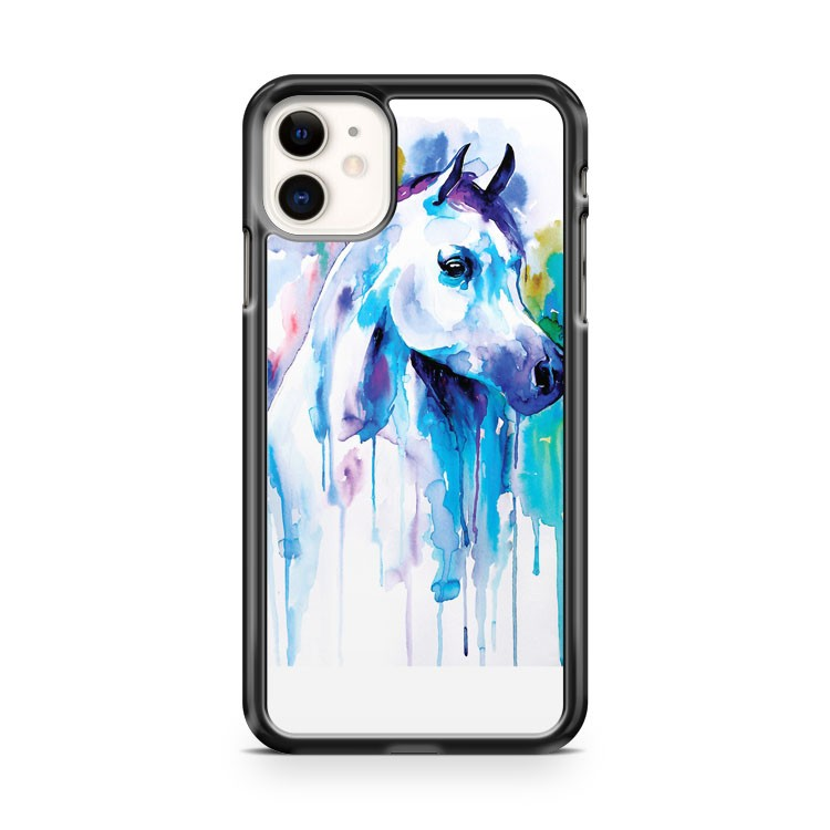 Beautifull Horse Art iPhone 11 Case Cover | Oramicase
