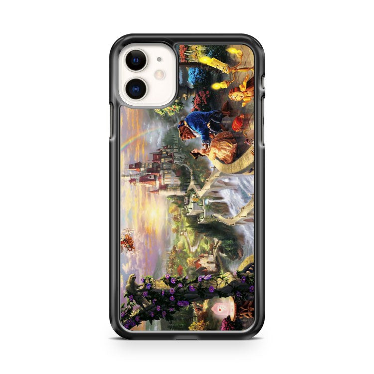 Beauty and the Beast 3 iPhone 11 Case Cover | Oramicase