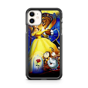 Beauty and the Beast Movie iPhone 11 Case Cover | Oramicase