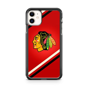 cool Blackhawks Chicago 3 iPhone 11 Case Cover | Oramicase