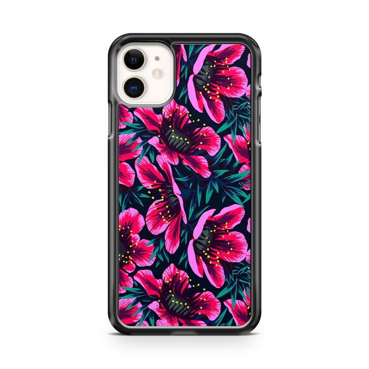 Flower patterns for Spring iPhone 11 Case Cover | Oramicase