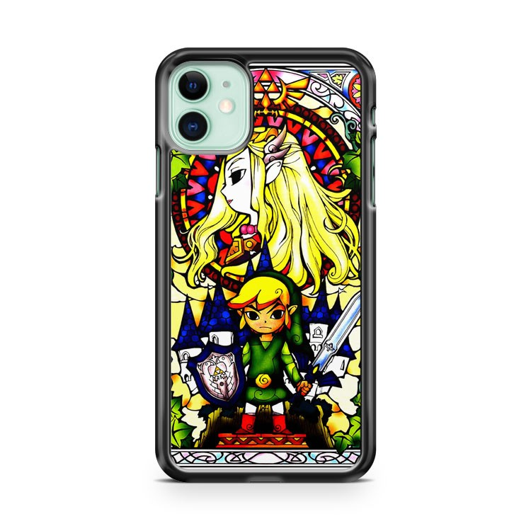 The Legend of Zelda The Wind glass Waker iPhone 11 Case Cover