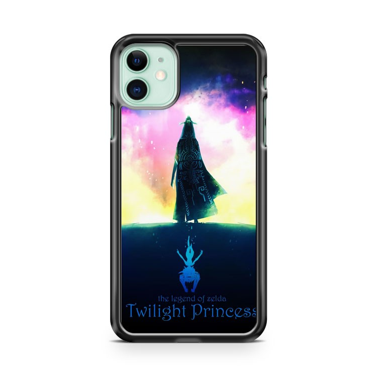 the legend of Zelda Twilight 2 iPhone 11 Case Cover