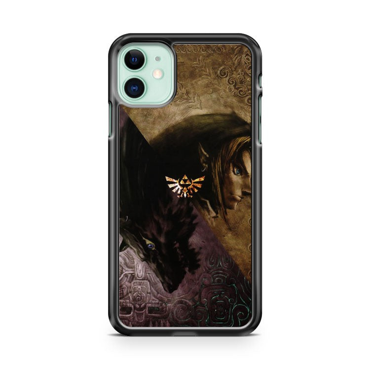 the legend of Zelda Twilight Princess 2 iPhone 11 Case Cover