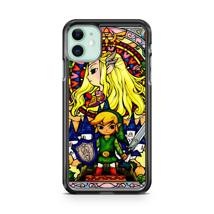 the legend of zelda wind waker iPhone 11 Case Cover