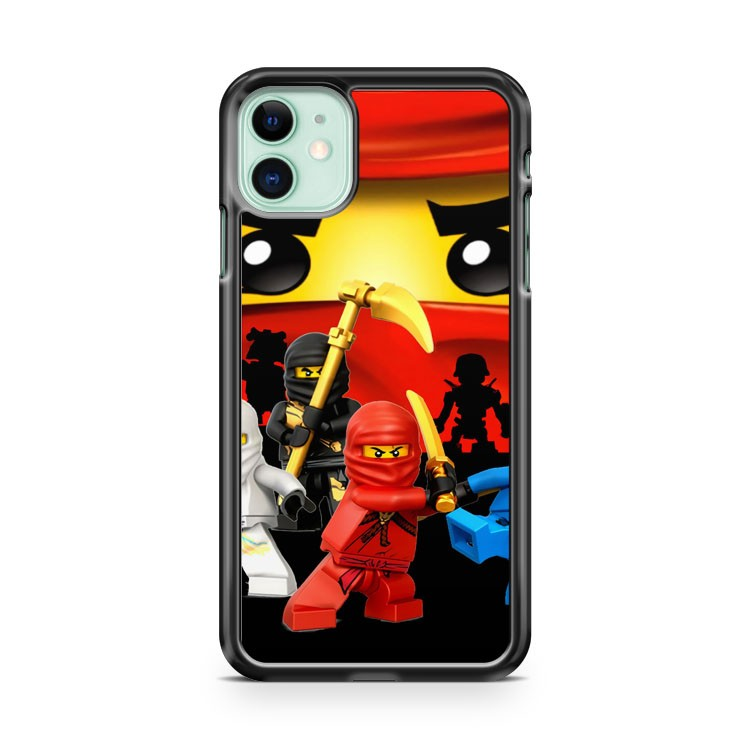The LEGO Ninjago Movie iPhone 11 Case Cover