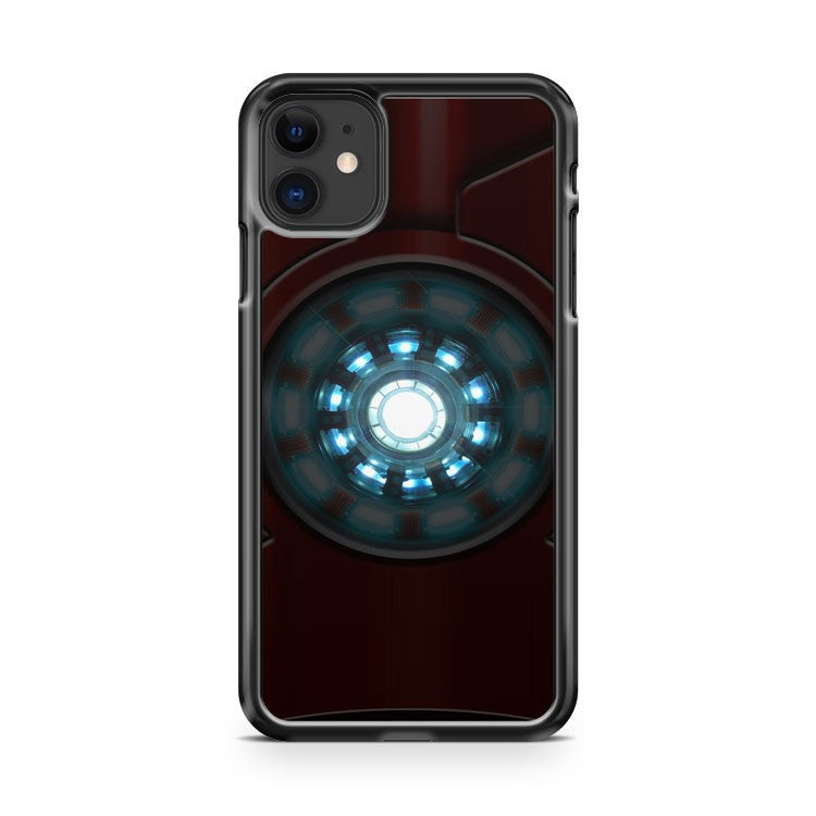 arc reactor iron man iPhone 11 Case Cover | Oramicase