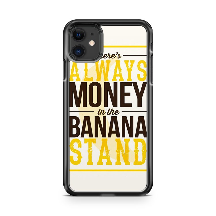 ARRESTED DEVELOPMENT BANANA STAND iPhone 11 Case Cover | Oramicase