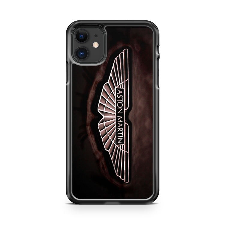 aston martin logo iPhone 11 Case Cover | Oramicase
