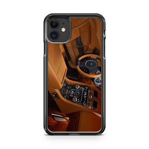 aston martin rapide s interior iPhone 11 Case Cover | Oramicase