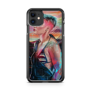badlands hasley iPhone 11 Case Cover | Oramicase