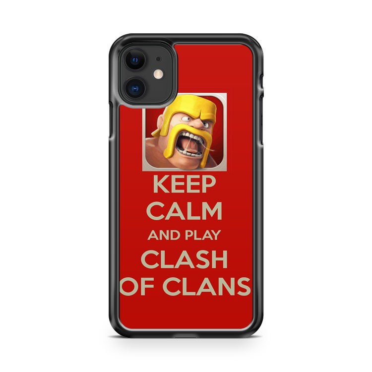 Barbarian Clash of Clans 2 iPhone 11 Case Cover | Oramicase