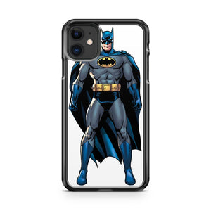 batman cartoon style iPhone 11 Case Cover | Oramicase