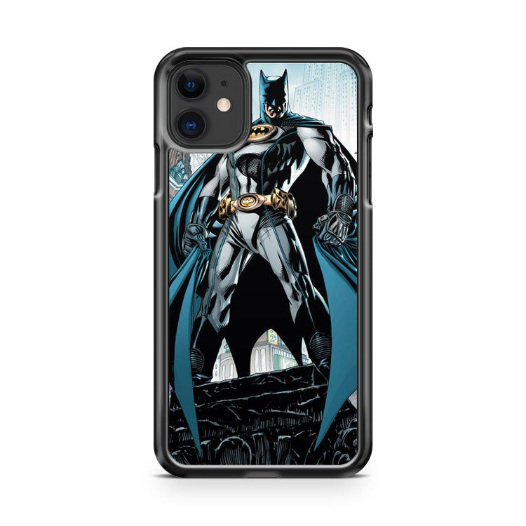 Batman marvel comics iPhone 11 Case Cover | Oramicase
