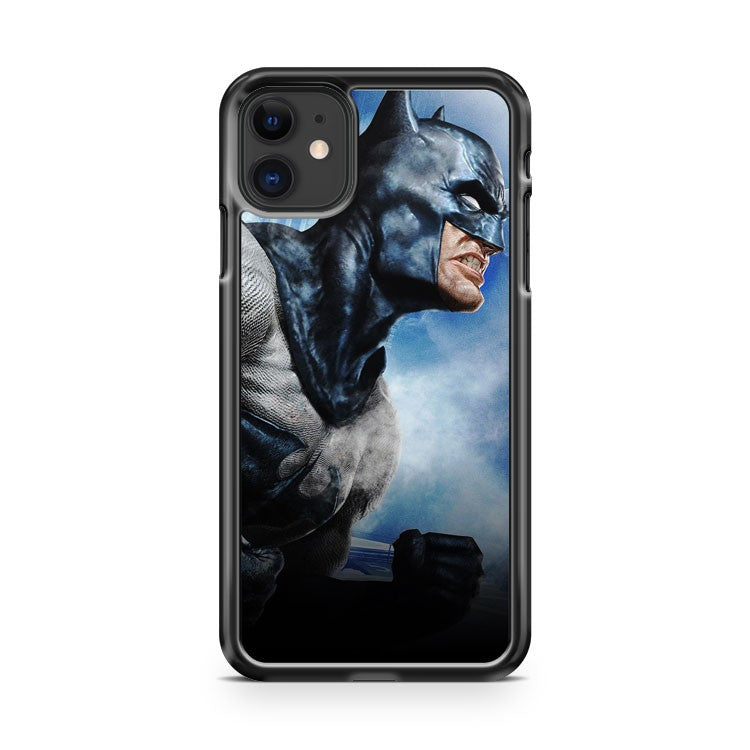 batman mortal kombat vs dc universe iPhone 11 Case Cover | Oramicase