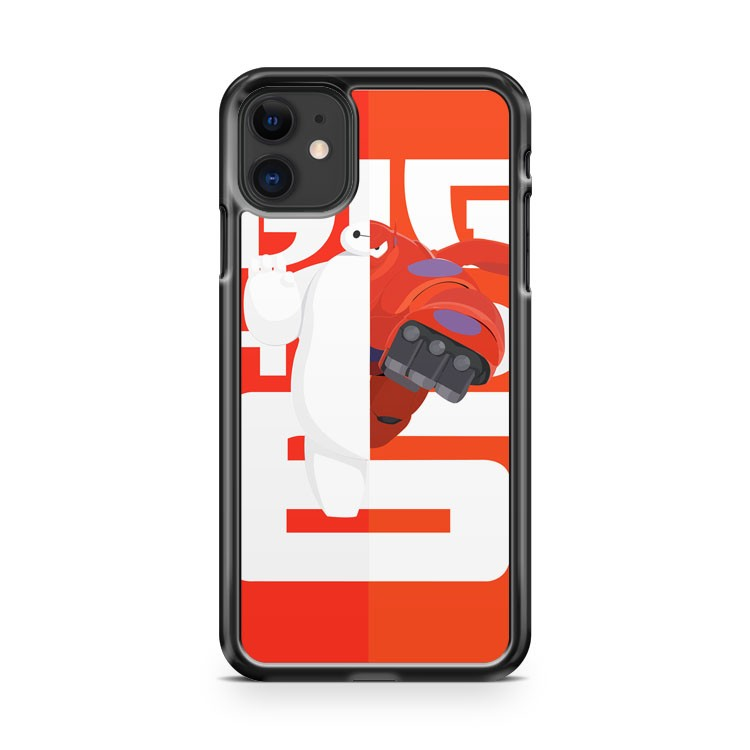 Baymax Big Hero 6 iPhone 11 Case Cover | Oramicase