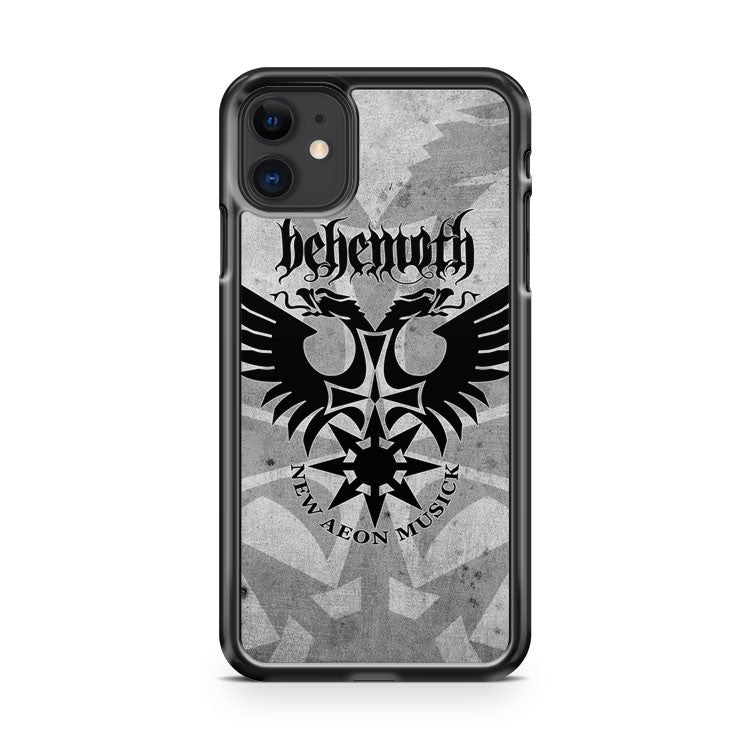 behemoth death metal emblems LOGO iPhone 11 Case Cover | Oramicase
