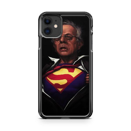 bernie is Superman iPhone 11 Case Cover | Oramicase