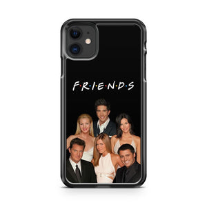 best friends show iPhone 11 Case Cover | Oramicase