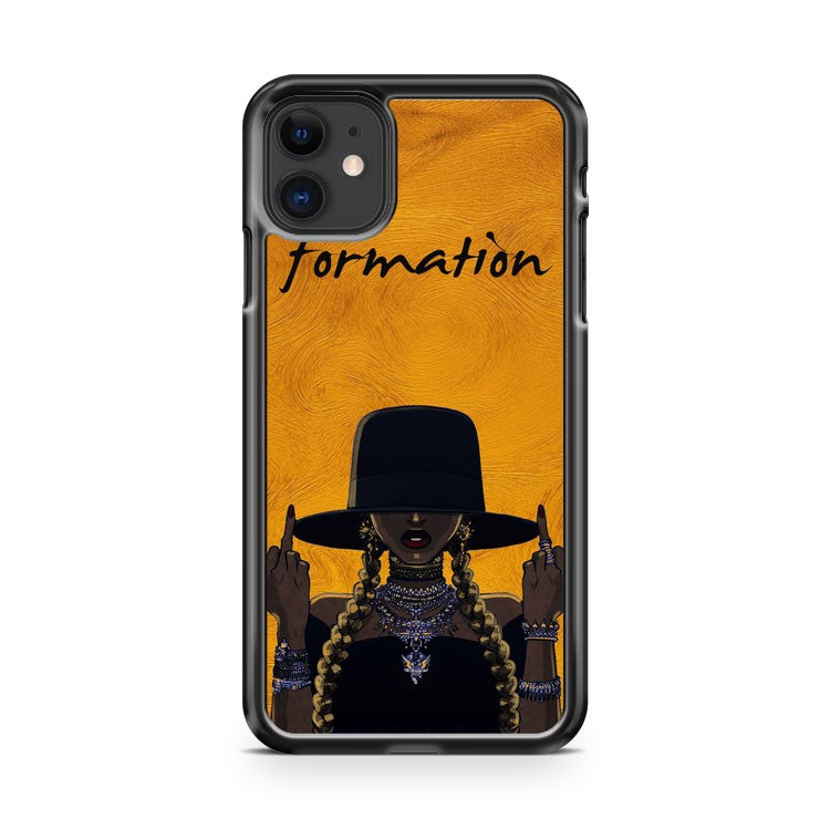 beyonce formation iPhone 11 Case Cover | Oramicase