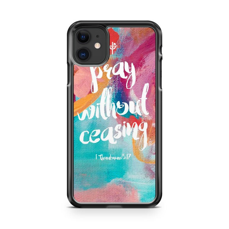 bible quotes iPhone 11 Case Cover | Oramicase