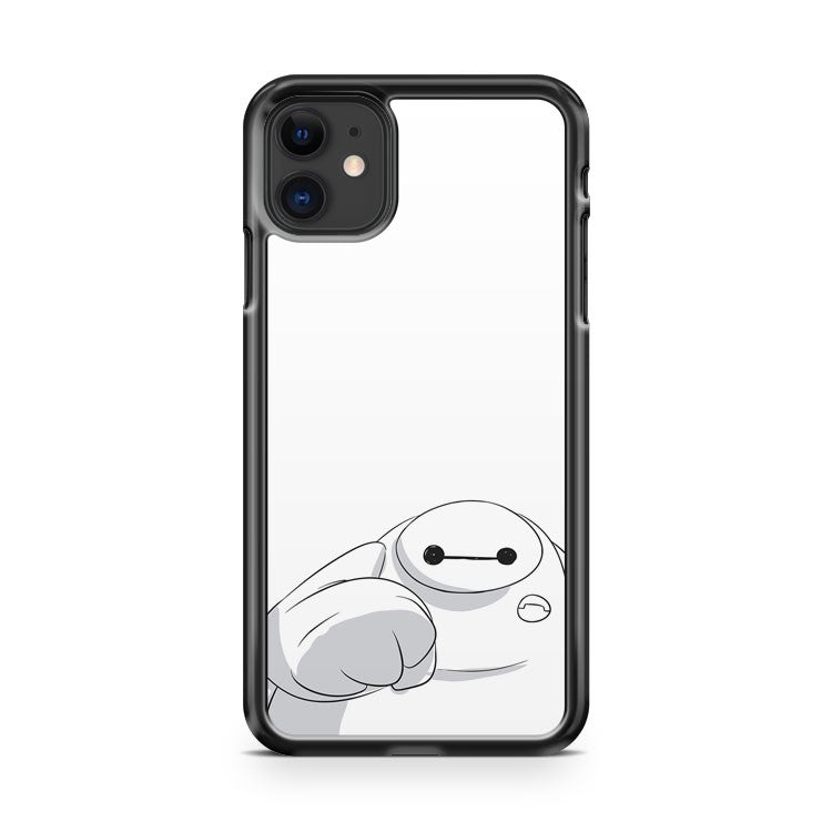 Big Hero 6 Baymax Fist Punch iPhone 11 Case Cover | Oramicase