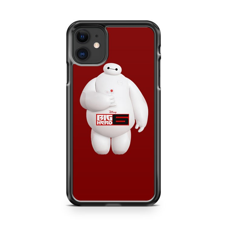 Big Hero 6 Movie iPhone 11 Case Cover | Oramicase