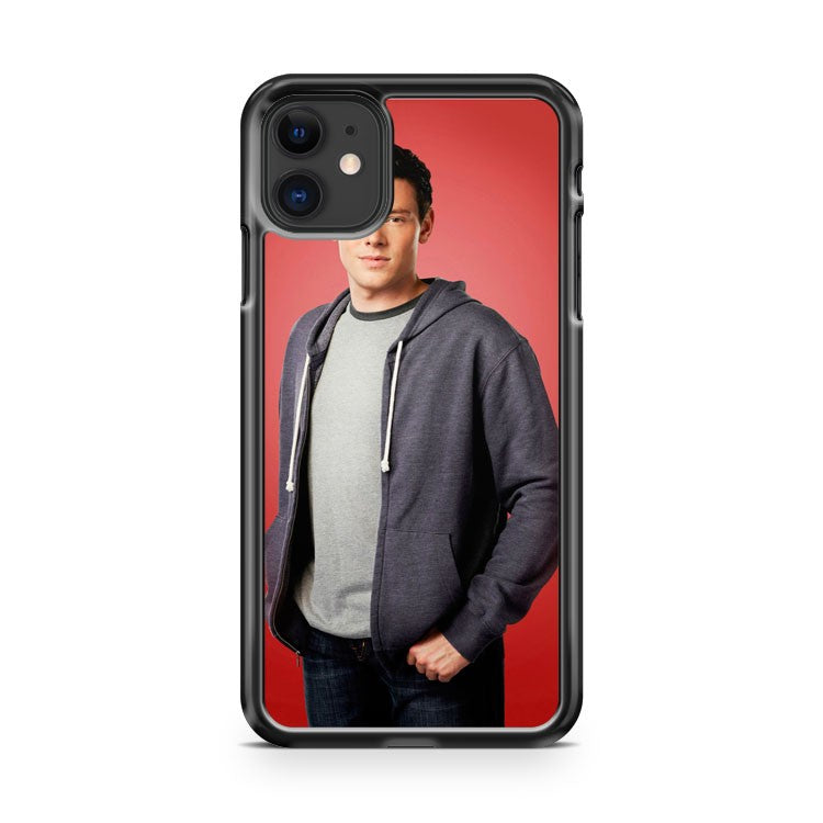 Cory Monteith Glee iPhone 11 Case Cover | Oramicase
