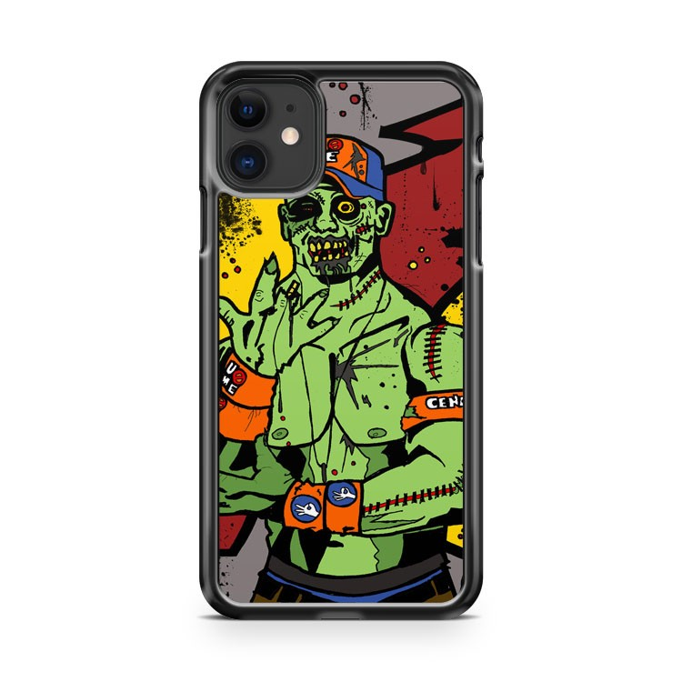 John Cena Zombie iPhone 11 Case Cover | Oramicase
