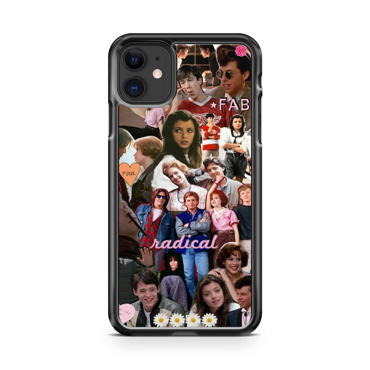 John Hughes My 80 s Movie Hero  iPhone 11 Case Cover | Oramicase