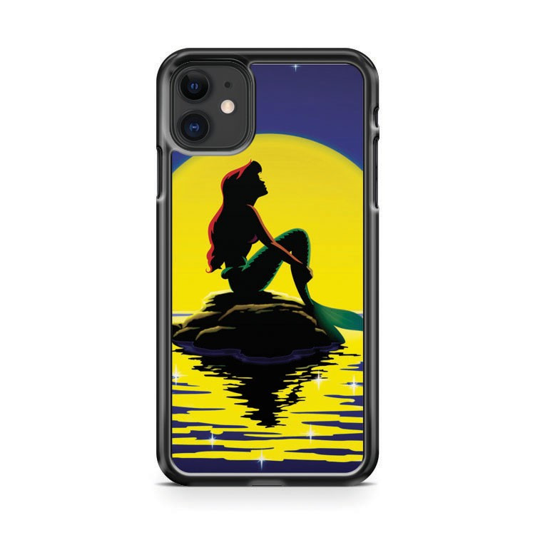 the little mermaid 18 iPhone 11 Case Cover