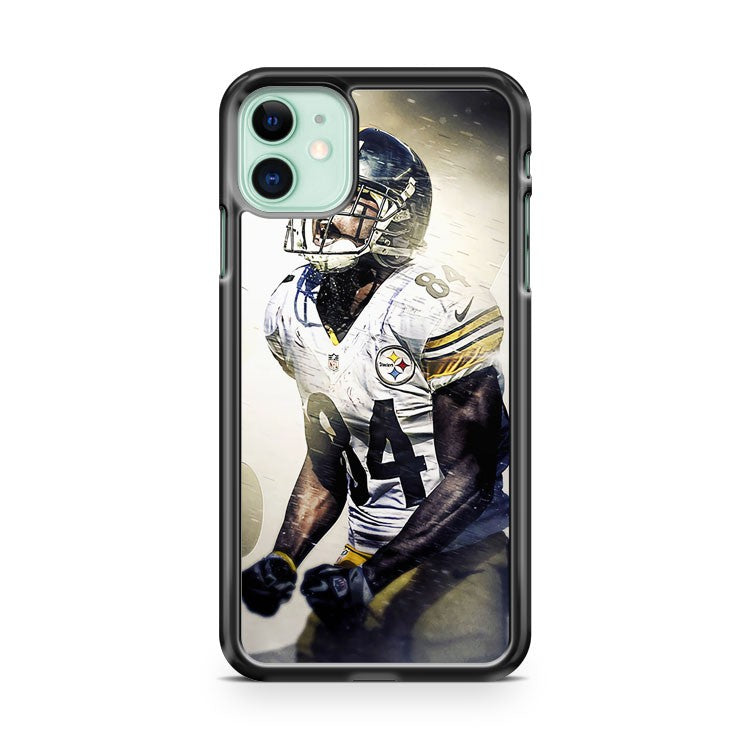 ANTONIO BROWN PITTSBURGH STEELERS iPhone 11 Case Cover | Oramicase