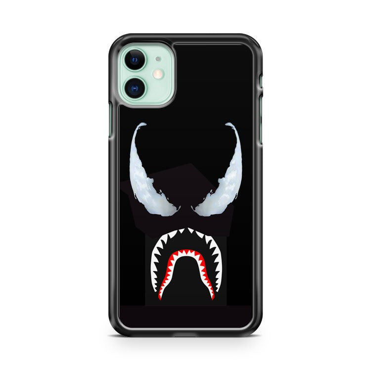 bape shark venom iPhone 11 Case Cover | Oramicase